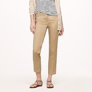 """Banana Republic """"The Martin"""" Cropped Trousers"""
